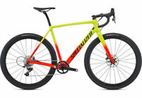 2019 Specialized CruX Expert 56cm Bicycle Carbon Fiber Cyclocross Gravel Sram