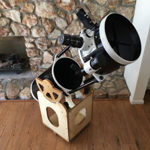 "AstroGoods.com Dobsonian Telescope Mount & Altitude Bearings for SkyWatcher 10""."