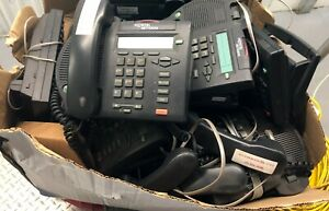 Lot of 12 Nortel M3902, Charcola Basic Phones