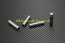 For Mercedes Benz GLA Class X156 Aluminum Chrome 4 Door Lock Pins GLA45 AMG 250