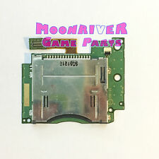 Card Reader Slot with Green PCB for New Nintendo 3DS XL - (2015 New Version)