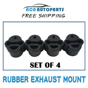 FIT FORD FALCON AU BA BF EA EB ED EF EL FG EXHAUST HANGER MOUNTS RUBBER X4