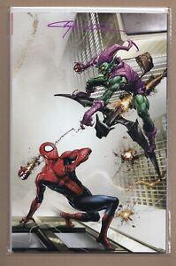Amazing Spider-Man #49 - (9.4/NM) - Clayton Crain Signed Virgin Variant
