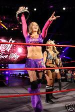 Velvet Sky TNA Knockouts Ringside Champ Photo #1 WWE Divas