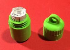 Geocaching Mini Behälter mit Mini - Logbuch