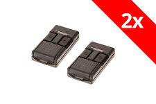 2 Cardin Handsender S466 TX2 S466-TX2 27,195 Mhz 2-Befehl TRQ466200
