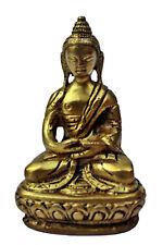Amitabha Buda, dhyani Buda, latón ca 250 g, transzendenter buda