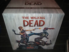 NEW McFarlane The Walking Dead RICK GRIMES Resin Statue Signed by Kirkman #355