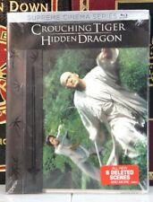 Crouching Tiger Hidden Dragon Supreme Cinema Ltd Ed - Blu-Ray New + Digital Uv