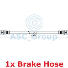 APEC BRAKING 335mm Scheibe Bremssattel flexibel GUMMISCHLAUCH hos4097