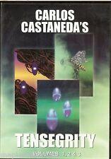 Tensegrity DVD Carlos Castaneda BRAND NEW