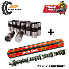 Crow Cams Ford V8 302 351 Cleveland Street Strip Aggressive Idle & Lifters Kit
