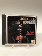 John Lee Hooker - The Boogie Chillen Man