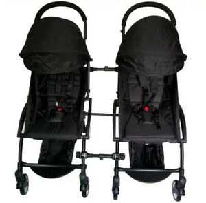 Double Twin Pushchair Buggy Stroller Connectors BabyZen YoYo Compatible UK