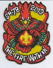 OA (BSA) 2013 SR 7B Cardinal Conclave (Pocket Patch)