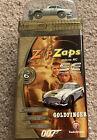 New ZipZaps SE Aston Martin DB5 James Bond Goldfinger NIB Sealed RC Zip Zap