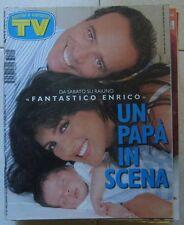 TV Sorrisi e Canzoni n 40 del 1997 Montesano,Carfagna,Foster,Di Cataldo,