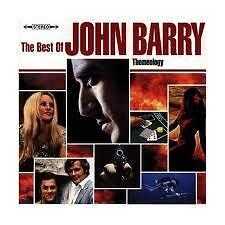 THE BEST OF JOHN BARRY - 1997 UK 23-track CD - ONLY £5.99 - FREE UK SHIPPING!
