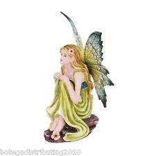 """Spring Flower 6"""" Fairy Land Legend Figurine Statue Ada de La Primavera"""