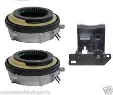 OEM 2004-2008 Ford F-150 F 150 4x4 Hub Lock Actuator IWE PAIR w/ Vacuum Solenoid