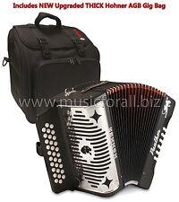 Hohner Panther GCF Pantera SOL Button Accordion Acordeon +GigBag_Strap_DVD_Shirt