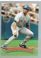 1996 Topps Stadium Club Members Only Damon Bulford #393 Mets