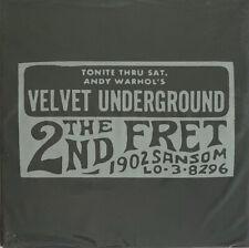 VELVET UNDERGROUND Live At The 2nd Fret, January 1970 LP *SEALED* lou reed