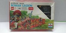 Romantic Wars Roman legion Esci Ertl 1:72 sealed.   40 figures