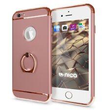 iPhone 6 6S Ring Hülle Handyhülle von NALIA, Schutz mit 360-Grad Fingerhalterung
