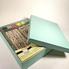 RECOLLECTIONS SIGNATURE  Especial Card Making Monogram Kit 63 pieces Michaels