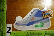 Alter Aufkleber Sportschuhe Sportshoes Sneakers Sportswear PUMA TKKG (BA)