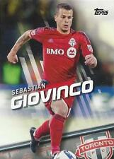 2016 Topps Major League Soccer Complete Hand Collated Set (1-200) Giovinco Kaka
