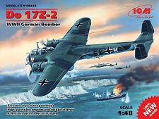 ICM - 48244 - Do 17Z-2, WWII German Bomber - 1:48