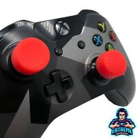 RED Extenders Analog Thumb Stick Cover Grip Caps for Xbox One XB1 Controller