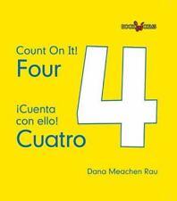 Four / Cuatro (Bookworms: Count on It! / Cuenta Con Ello!)-ExLibrary