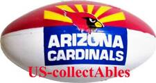 NFL Football Arizona Cardinals Football Keychain NEW Souvenir Sports Collectable