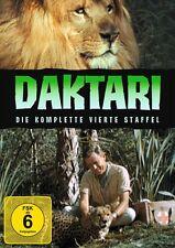 Daktari - Season/Staffel 4 * NEU OVP * 4 DVDs