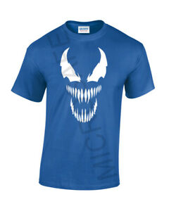 """NEW Novelty Gift Unique Marvel Comic Venom T-Shirt """"Venom""""   S - XL"""