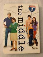 The Middle: Season 1 (DVD, 2010, 3-Disc Set)
