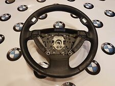 BMW 7 e65 e66 Sport Multifunction Steering Wheel 6766989 3>#