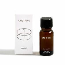 [ONE THING] Tea Tree Organic Oil - 10ml / Free Gift
