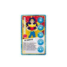 Superhero Girls Top Trumps