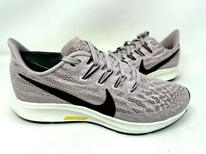Nike Women's Air Zoom Pegasus 36 Running Shoes Lace Up Plum/Blk #AQ2210-011 146G