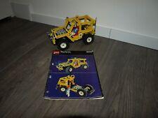 Lego Technic Rally Truck 8850