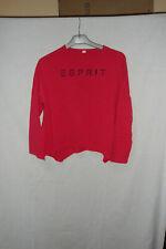 ESPRIT  t shirt rose asymétrique et court 10/11 ans