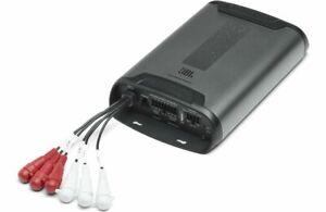 JBL DSP4086AM Class-D 4-Ohm Stable 8-Channel Car Amplifier