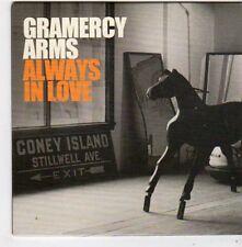 (FF971) Gramercy Arms, Always In Love - 2014 DJ CD