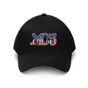 MC5 Unisex Twill Hat