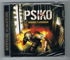 PSIKO - BURNING PLAYGROUND - 2012 - 13 TRACKS - NEUF NEW NEU