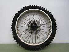 Honda CR250r cr 250r 1984 front wheel rim axle front hub B212